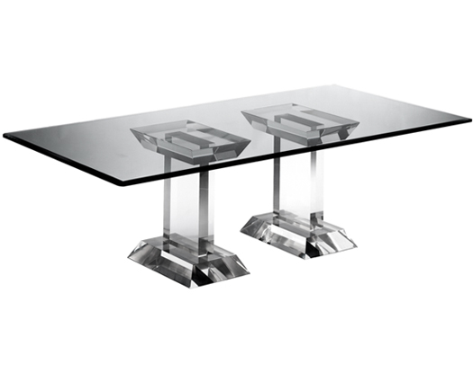 Lusaka Dining Base 6038F - Dining Tables - Spectrum Collection