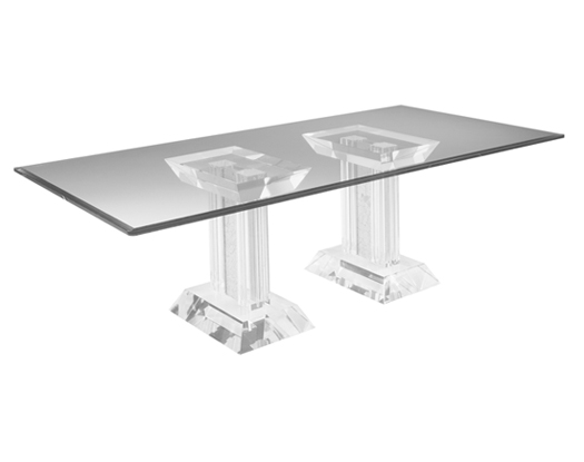 Lusaka Dining Bases (pair) - Dining Tables - Spectrum Collection