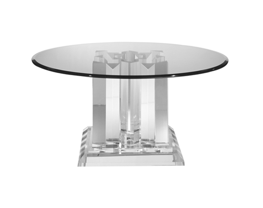 Port Moresby Dining Base - Dining Tables - Spectrum Collection