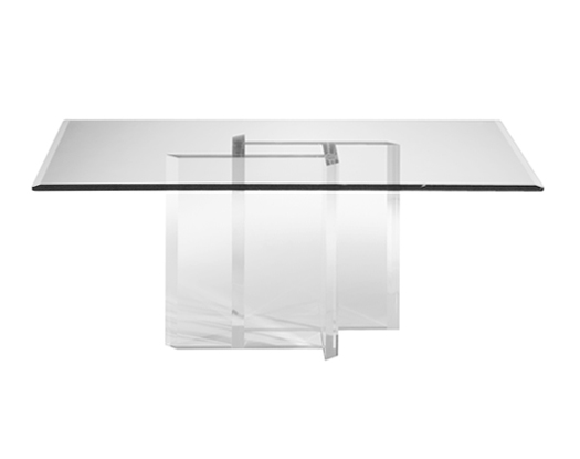 Toronto Dining Base - Dining Tables - Spectrum Collection